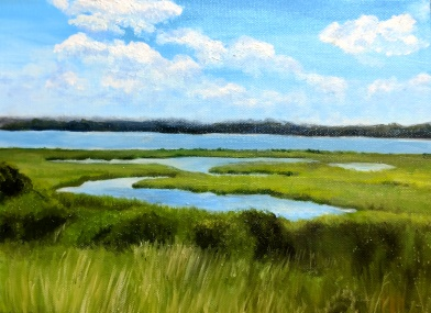 Verdant Marsh (by CJ Schwarz)